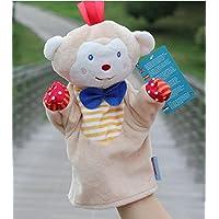 ychoice面白いFinger Puppetsおもちゃ人形可愛いアニメ動物キッズグローブHand PuppetソフトぬいぐるみおもちゃStory Telling