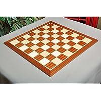 Mahogany & Maple Wooden Chess Board - 2.5