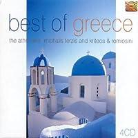 ギリシャの音楽 ベスト盤 (Best of Greece) [4CD Box set]