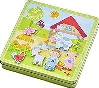 Magnetspiel-Box Peters und Paulines Bauernhof
