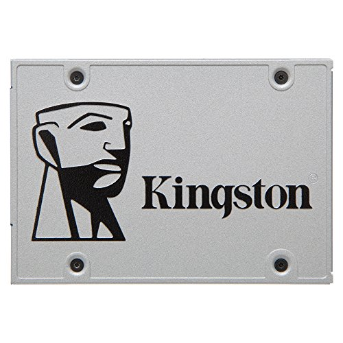 キングストン Kingston SSD 960GB 2.5インチ SATA3 TLC NAND採用 Now UV400 3年保証 SUV400S37/960G
