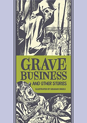Grave Business and Other Stories (The EC Comics Library) (English Edition)