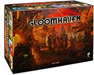 Cephalofair Games Gloomhaven Multi-Award-Winning Strategy Boxed Board Game for ages 12 &