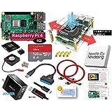 Raspberry Pi 4B Server 4GB エキスパートセット (高速型128GB MicroSD, 18W電…