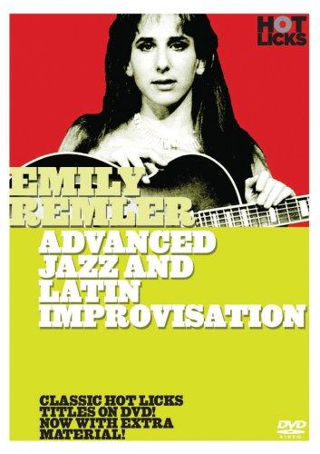 Advanced Jazz & Latin Improvisation [DVD] [Import]