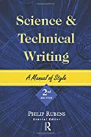 Science and Technical Writing (Routledge Study Guides)