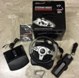 Mclaren Steering Wheel by E D Games Ltd [並行輸入品]