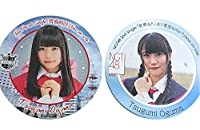 NGT48 小熊倫実 コースター 2枚セット 青春時計 世界はどこまで青空なのか? CAFE&SHOP