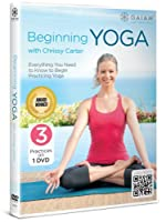 Beginning Yoga With Chrissy Carter [DVD] [Import]