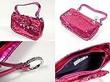 スパンコールショルダーバッグ(ピンク) バーニーズ・ニューヨーク画像②