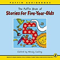 Puffin Book of Stories for Five Year Olds Unabridged Compact Disc