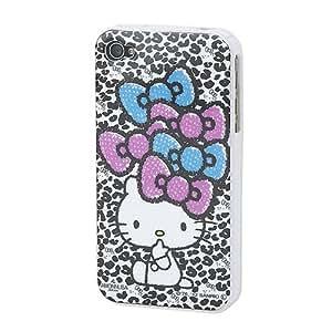 ハローキティ iPhone4S/4カバー クレヨン