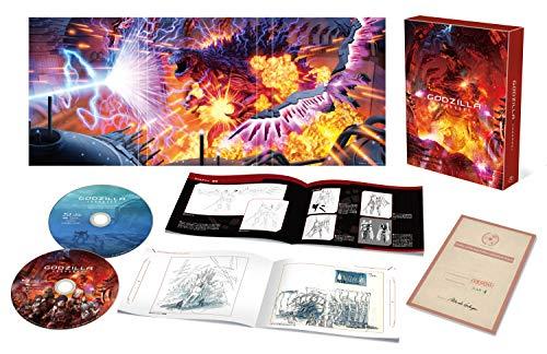 GODZILLA 決戦機動増殖都市 Blu-ray コレクターズ・エディション