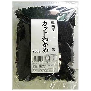 ヤマナカ 国内産カットわかめ200g
