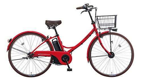 Panasonic(パナソニック) グリッター・A 電動自転車 2016年モデル 8.0Ah 内装3段 BE-ELGL63R 26インチ ロイヤルレッド