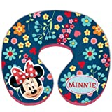 Disney Minnie-Mouse ディズニー ミニーマウス 携帯枕 首枕 ネックピロー ネッククッション 子供用 6030 [並行輸入品]