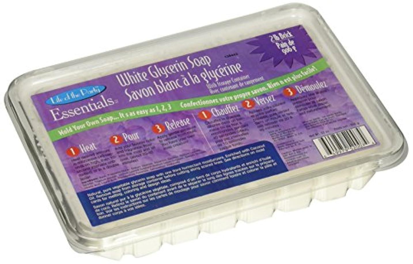 Glycerin Soap 32oz-White (並行輸入品)