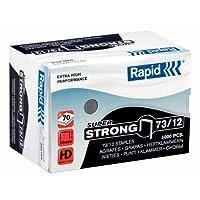 Rapid 73/12 Staples R31 12mm shank length [Pack 5000]