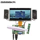 GeeekPi 7インチ1024x600 HDMIスクリーンLCDスクリーン&ドライバーボード、アンプ内蔵、2スピーカーキットfor Raspberry Pi ラズベリーパイ