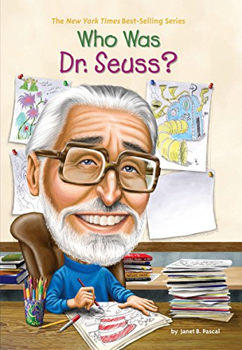 Who Was Dr. Seuss? (Who Was?)の詳細を見る