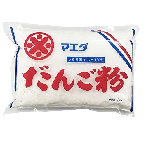 マエダ だんご粉 (うるち米 もち米100%) 800g
