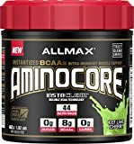 ALLMAX NUTRITION社 アミノコア パウダー キー ライム チェリー 400グラム