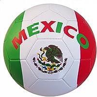 新しいプレミアム公式サイズサッカーボールメキシコ国旗