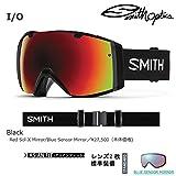 16-17 SMITH(スミス) ゴーグル I/O アイ/オー 01-BLACK ジャパンフィット ゴーグル SMITH OPTICS スミスオプティクス スノーボード スキー