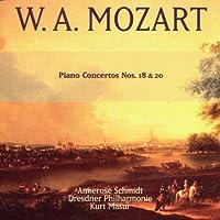 Piano Concertos 18 20