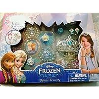 s Frozen Deluxe Jewelry Kit [並行輸入品]