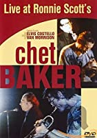 Chet Baker live at Ronnie Scott's Ellen David Just friends Shifting down Send in the clowns