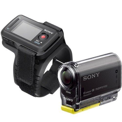 SONY メモリースティックマイクロ/マイクロSD対応フルハイビジョン アクションカム HDR-AS30VR (ライブビューリモコン付き)