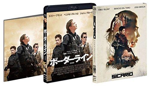 ボーダーライン [Blu-ray]の詳細を見る