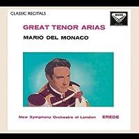 Great Tenor Arias (Dig)