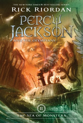 Percy Jackson & the Olympians: The Sea of Monsters - Book Twoの詳細を見る