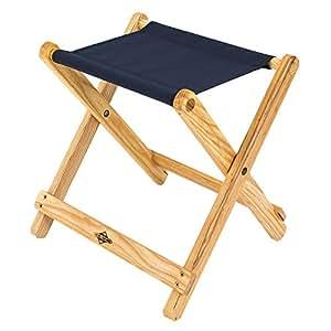ブルーリッジ チェア ワークス Blue Ridge Chair Works 折りたたみスツール FSCH04WN ネイビー [並行輸入品]