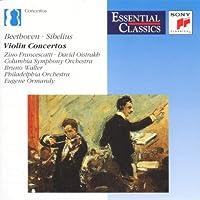 Violin Concerto: Francescatti, Walter / Columbia.so