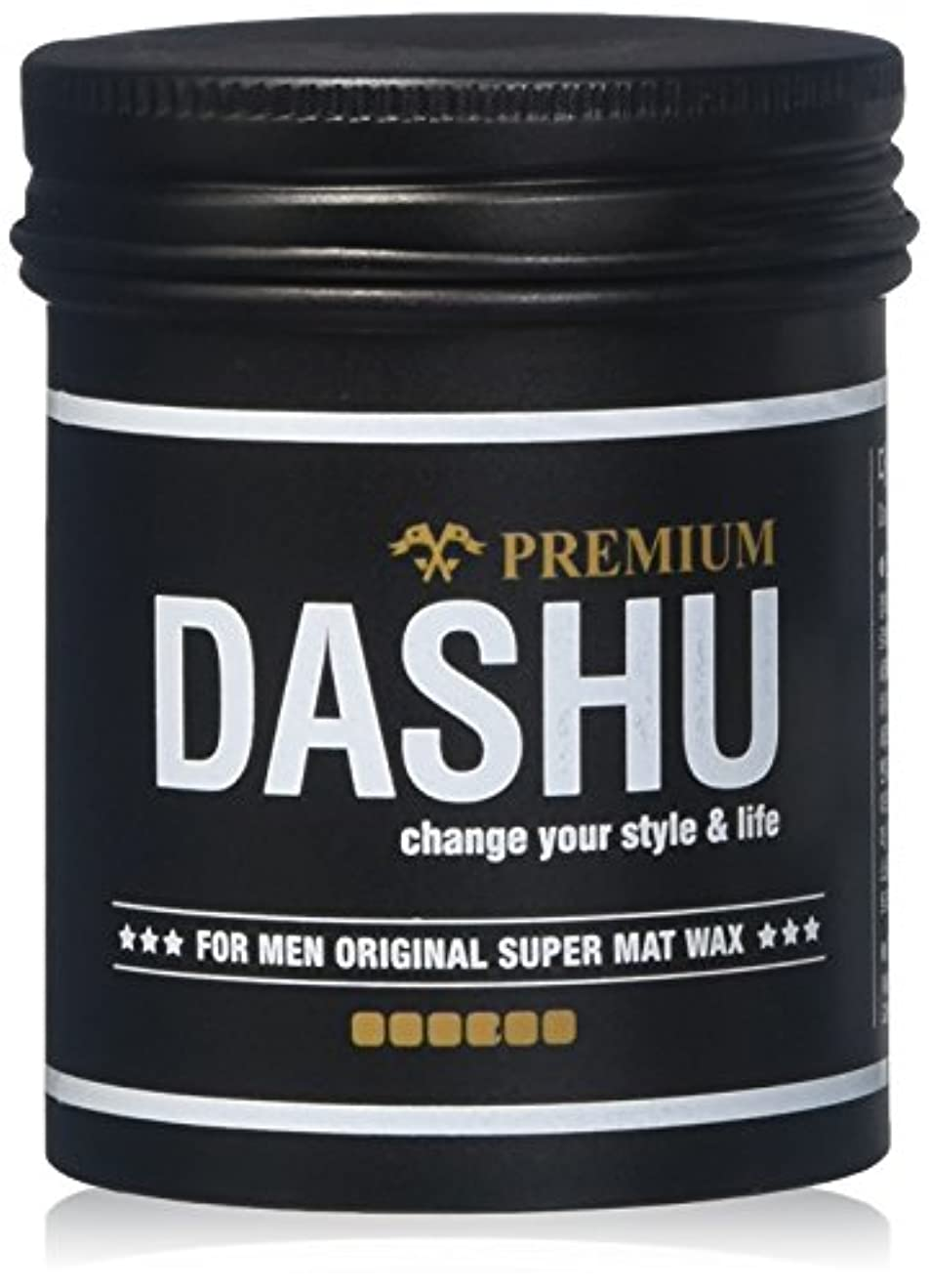 評価短命廃棄[DASHU] ダシュ For Men男性用 オリジナルプレミアムスーパーマットワックス Original Premium Super Mat Wax 100ml / 韓国製 . 韓国直送品