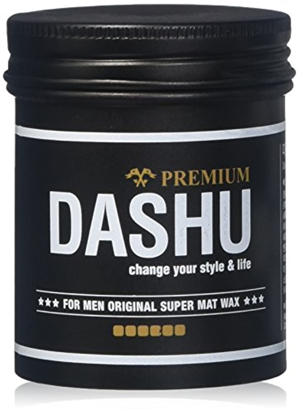 インシュレータ織機バレエ[DASHU] ダシュ For Men男性用 オリジナルプレミアムスーパーマットワックス Original Premium Super Mat Wax 100ml / 韓国製 . 韓国直送品