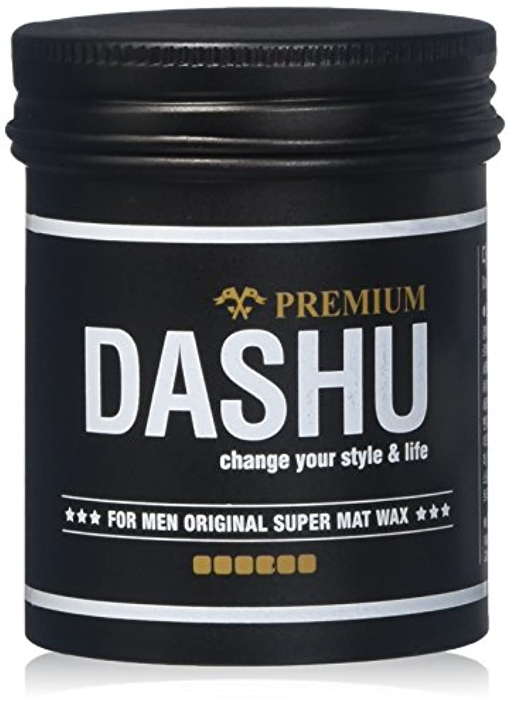 ムスプーノ受粉する[DASHU] ダシュ For Men男性用 オリジナルプレミアムスーパーマットワックス Original Premium Super Mat Wax 100ml / 韓国製 . 韓国直送品