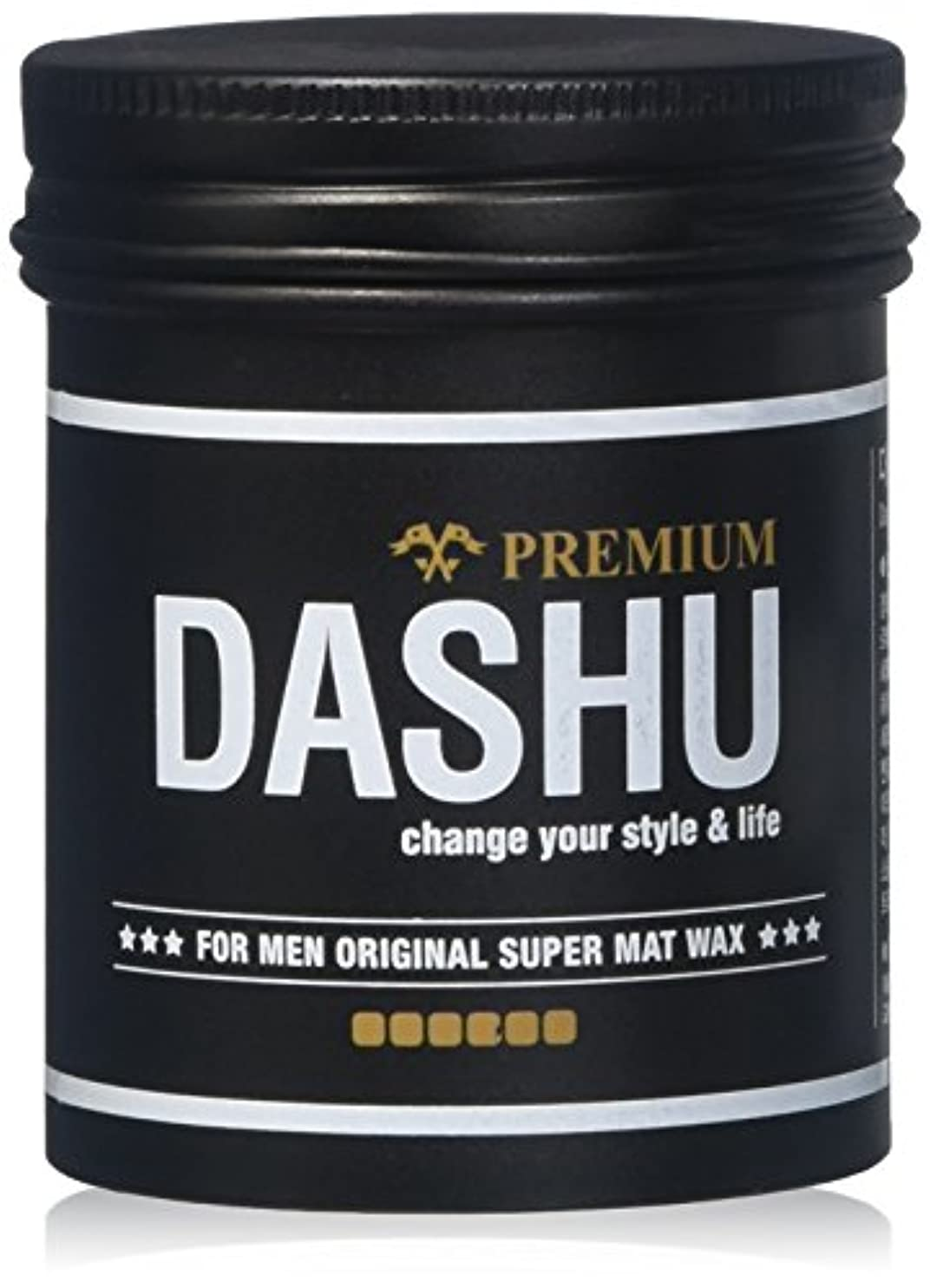 活力水没栄光[DASHU] ダシュ For Men男性用 オリジナルプレミアムスーパーマットワックス Original Premium Super Mat Wax 100ml / 韓国製 . 韓国直送品