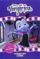 Disney Vampirina: The Sleepover Cinestory Comic (Disney Vampirina Cinestory Comic)