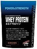 POWER&STRENGTH ホエイプロテイン ミルク風味 3kg