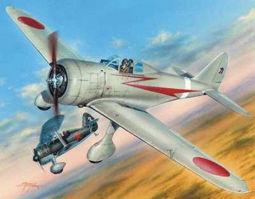 1/32 九七式戦闘機ノモンハンエース SH32033