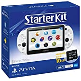 PlayStation Vita Starter Kit グレイシャー・ホワイト