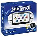 PlayStation Vita Starter Kit グレイシャー ホワイト