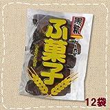 トーカイフーズ 黒糖ふ菓子10本入×12袋