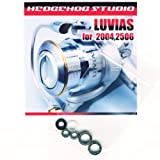 07ルビアス 1003用 MAX10BB フルベアリングチューニングキット 【 HEDGEHOG STUDIO / ヘッジホッグスタジオ 】
