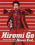 "Hiromi Go Concert Tour 2014""Never End"""