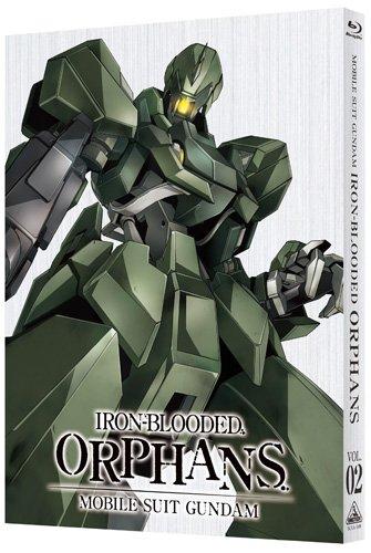 機動戦士ガンダム 鉄血のオルフェンズ 2 (特装限定版) [Blu-ray]